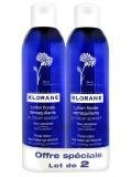 Klorane ojos Maquillaje Remover Lotion 2 x 200 ml