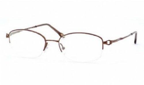 safilo-emozioni-montura-de-gafas-4321-0nbr-marron-51mm