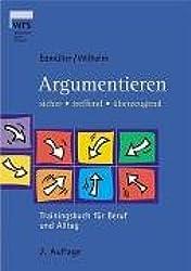 Argumentieren: Sicher, treffend, überzeugend