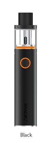 SMOK Vape Pen 22 Kit 1650 mAh batería E-Cigarette 2mL TPD obediente (negro) Sin nicotina ni tabaco