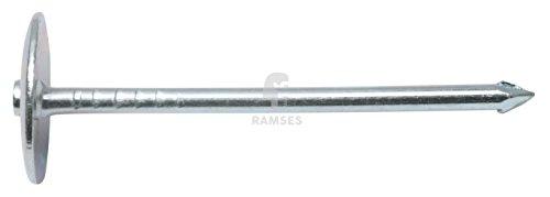 Leichtbauplattenstifte DIN 1144 3,1 x 70 mm Stahl verzinkt 2,5 kg