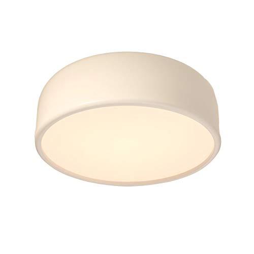 CUICANH LED Deckenleuchte, Nordische Moderner Runde Einfache Ultra dünne lampen Für Wohnzimmer Restaurant Deckenlampe-A-gro?e 49x18cm(19x7inch) - Flush Spritzen