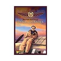 Blood Red Skies British Ace Pilot Douglas Bader 1:200 Hurricane WWII Mass Air Combat War Game