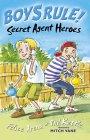 Secret agent heroes