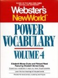 Webster's New World Power Vocabulary: Volume 4