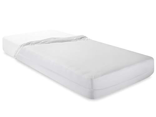 Milben- / Allergendichte Zwischenbezüge - erhältlich als Kissenhülle, Oberbettbezug & Matratzenvollschutz - in diversen Größen - optimaler Allergieschutz verbunden mit hohem Schlafkomfort, Matratzenbezug 140 x 200 x 16 cm