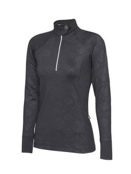 Mountain Horse Damen Shirt Jade TECH TOP, schwarz, S