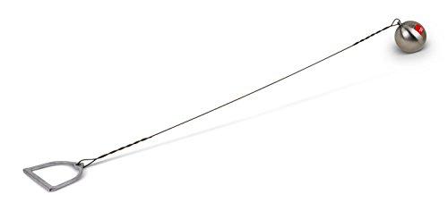 NORDIC Marteau de compétition en acier inoxydable - 3,00 kg - 90 mm - lancer du marteau