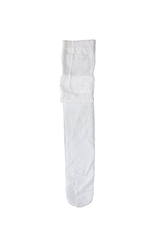 CHICCO 13540 - Collant bimba colore bianco 7/8 anni