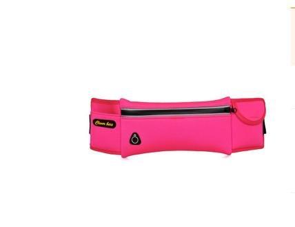 Zll/2016Borse Donna Corsa all' aperto Pocket Bike Stealth cambiamento tasca da uomo multifunzione Chiave, verde rosa