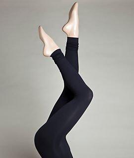 Wolford Damen Velvet Forming Leggings 100 DEN black M (Wolford Leggings)
