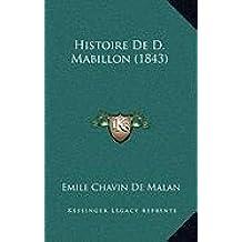 Histoire de D. Mabillon (1843)