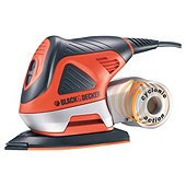 Black & Decker 2-in-1 Multisander KA272 by BLACK+DECKER