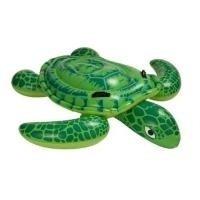 Intex Reiter Schildkröte 191 x 170 cm Schwimmtier Aufblastier