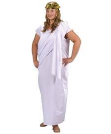 Toga Kostüm Übergröße - Kost-me f-r alle Gelegenheiten FW5733 Toga