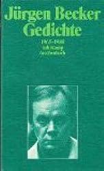 Gedichte 1965-1980