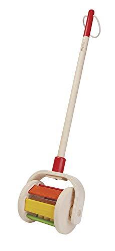 PlanToys PT5137 - Rodillo andador de madera