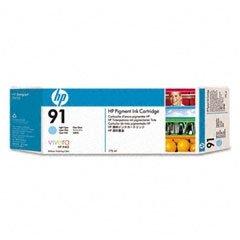 HP inkcartridge Vivera Nr.91 light cyan 775ml (Light 775-ml)