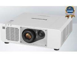 'Panasonic pt-rz570be Projektor Desktop-5400ANSI Lumen DLP WUXGA (1920x 1200) schwarz Projektor-FH300L (5400ANSI Lumen, DLP, WUXGA (1920x 1200), 20.000: 1, 16: 10, 1016-7620mm (40-300)) (Panasonic Desktop)