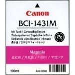 Canon BJ-W 6400 D - Original Canon / 8971A001 / BCI-1431M / Imageprograf6200 / Tinte Magenta -