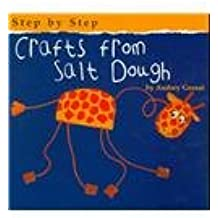 Crafts from Salt Dough (Step by Step)