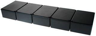 BIM MINI BOX 74X29X49MM, PACK OF 5 RX2010/S-FB-5 By CAMDENBOSS Fb-mini-box