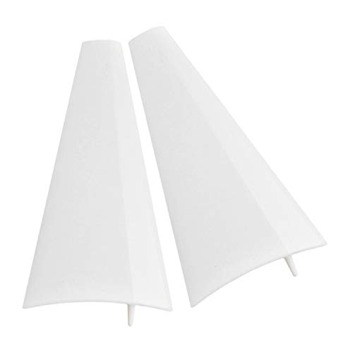 21QMIn1HL L. SS500  - Smith's Silicone Gap Cover (Set of 2, Colour: White Matte)