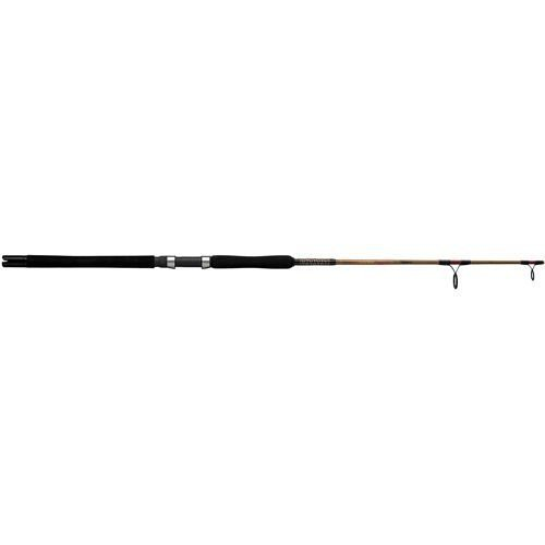 Shakespeare One-Piece Ugly Stik Bigwater Spinning Rod with Gimball, 7-Feet by Shakespeare