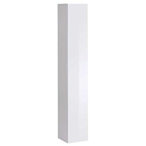 JUSThome SWITCH SW I Schrank Hängeschrank Wandschrank (HxBxT): 180x30x30 cm Weiß Matt / Weiß Hochglanz