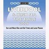 Liverpool & Irish Sea Tide Table 2021
