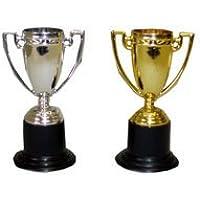 10cms Mini Trophy Assorted Colour
