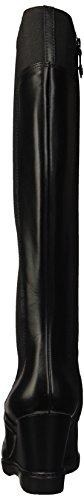 Geox D Jilson B, Bottes Classiques Femme Schwarz (BLACKC9999)
