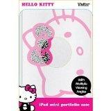 Hello Kitty iPad Mini Housse portefeuille–Emballage individuel–Noir