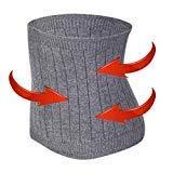 Super weicher Bequem Bauchgürtel Winter kaschmirNierenwärmer Elastic Taille Unterstützung Warme Gebärmutter warmer Bauch Frauen und Herren Rückenwärmer Nieren Bauchunterstützung Gute Hygroskopizität
