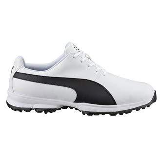 Puma Golf Grip Cleated Men Golfschuhe Golf 188662 01 white