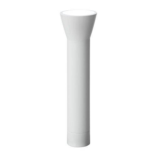 "IKEA Mini-LED-Taschenlampe \""KNÄRED\"" Handlampe mit einer LED-Zelle - nur 13cm lang - gut geeignet als Kinder-Taschenlampe"