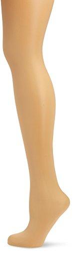 KUNERT Damen Glanz Fein Strumpfhose, 337600 Leg Control 70, Gr. 44/46, Hautfarben (Teint 3520)