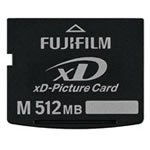 Fuji 512mb Xd Picture Card Type M