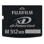 Fuji 512mb Xd Picture Card Type M