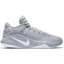 Nike Herren Hyperdunk 2016 Low Basketballschuhe, Gris (Gris (Wolf Grey/White-Pure Platinum)), 46 EU