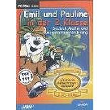 Geburtstagsausgabe: Emil und Pauline in der 2. Klasse. Deutsch, Mathe und Konzentrationsförderung (2 CD-ROM)
