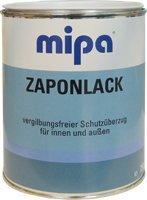 (26,20€/l) Mipa Zaponlack 750 ml