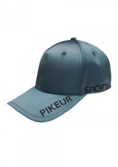 Pikeur Satin Cap, Navy, one Size
