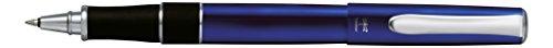 Tombow BW-2000LZA44 - Penna roller Havanna in alluminio, inclusa confezione regalo, colore: Azzurro