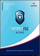 Outpost Antivirus Pro 2009 - Personal Pack-(PC en Téléchargement)