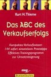 Das ABC des Verkaufserfolgs