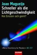 Schneller als die Lichtgeschwindigkeit: Hat Einstein sich geirrt?