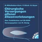 Produkt-Bild: Chirurgische Versorgungen offener Zitzenverletzungen, 1 CD-ROM Eine Tonbildschau. Ab Windows 95 u. MacOS 8. Hrsg. v. Michael Hässig