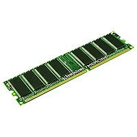 Kingston KTM3233/1G 512MB 400MHz 184-pin Registered ECC DIMM DDR 2,6V CL3Server Speicher für IBM 512 MB -