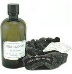 Geoffrey Beene grau flanell Geschenk Set–Eau de Toilette Spray + After Shave